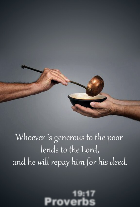 Proverbs 19 17