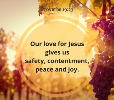 Proverbs 19 Jesus