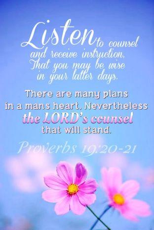 Proverbs 19 listen