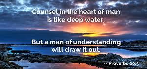 Proverbs 20 draw it