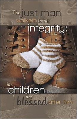 Proverbs 20 integrity