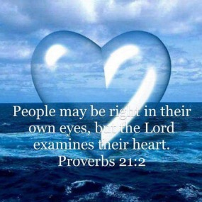Proverbs 21 2 heart