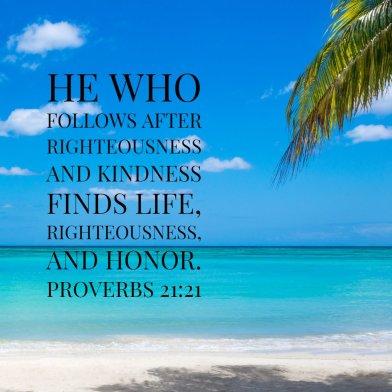 Proverbs 21 21