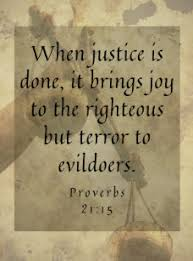 Proverbs 21 justice