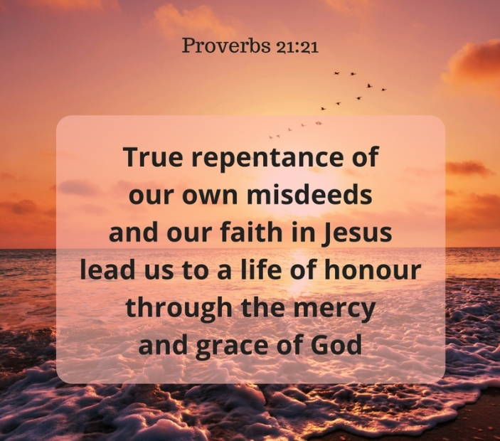 Proverbs 21 repent