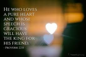Proverbs 22 11