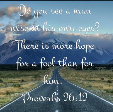 Proverbs 26 12