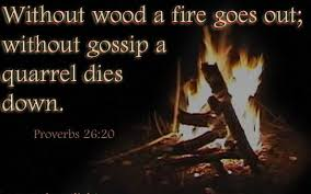 Proverbs 26 fire