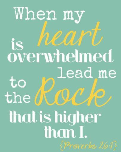 Proverbs 26 rock