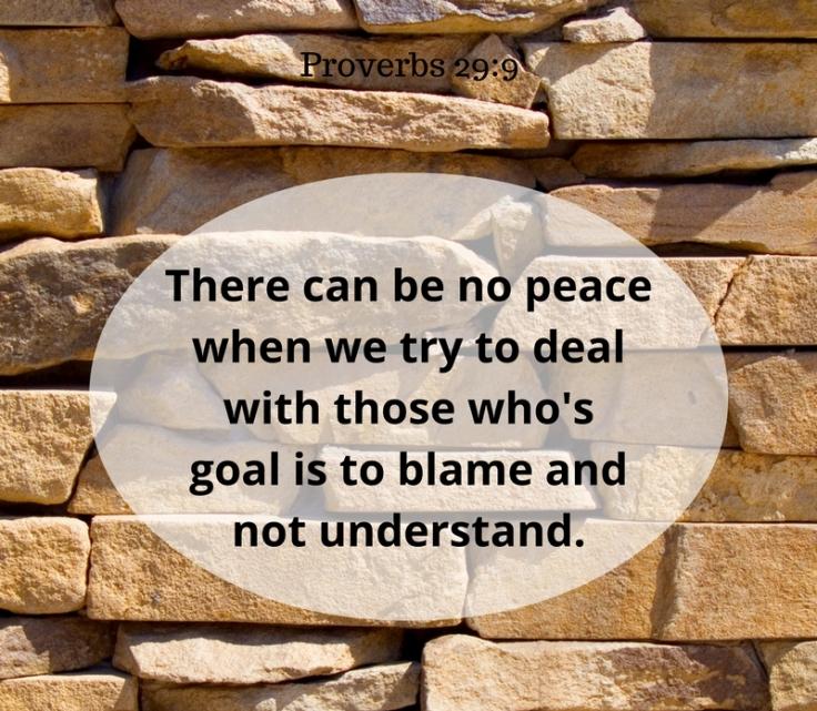 Proverbs 29 goal