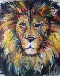 Proverbs 30 lion