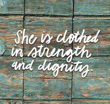 Proverbs 31 clothed