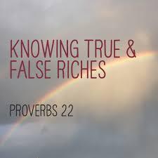 Proverebs 22 title