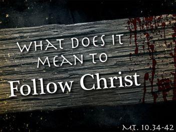 Matthew 10 what