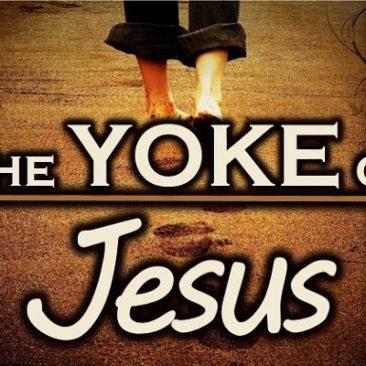 Matthew 11 yoke of Jesus