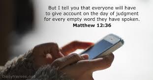 Matthew 12 26