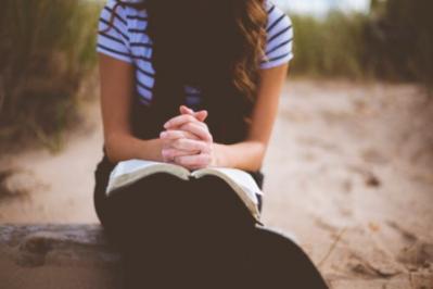 Matthew 13 praying
