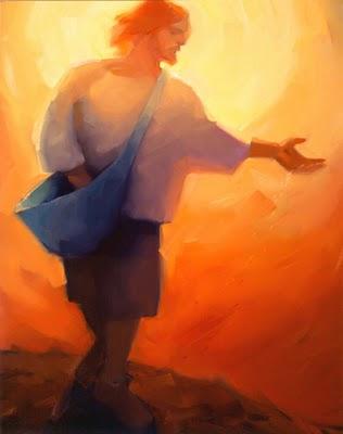 Matthew 13 sowing
