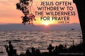 Matthew 14 Jesus withdrew to