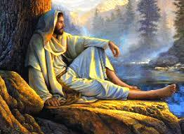 Matthew 14 Jesus withdrew
