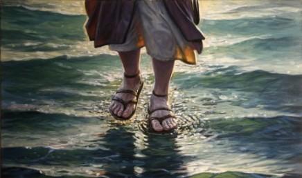 Matthew 14 Jesus
