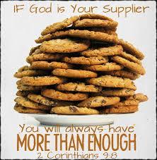 Matthew 14 more than enough