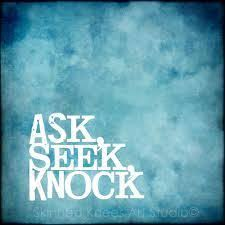 Matthew 7 ask