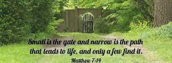 Matthew 7 find it