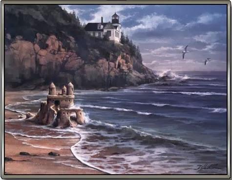 Matthew 7 on the rock
