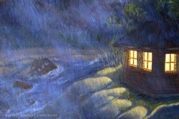 The House Built on The Rock Matthew 7 24 27 Luke 6 47 49