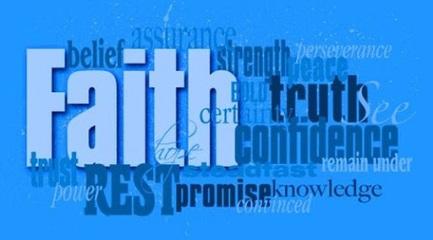 Matthew 8 faith and rest