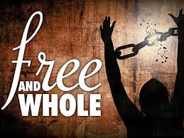 Matthew 8 free and whole