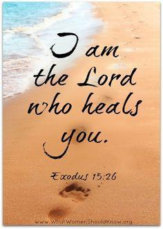 Matthew 8 healer
