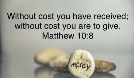 Matthew 8 without cost