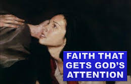 Matthew 15 faith that gets