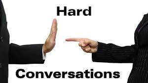 Matthew 18 hard conversations