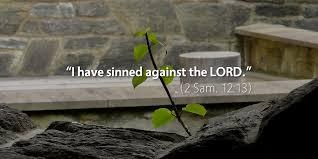 Matthew 18 I have sinned against God