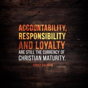 Matthew 18 integrity
