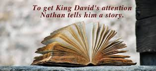 Matthew 18 Nathan tells a story
