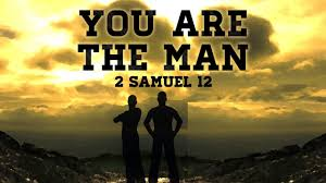 Matthew 18 you the man