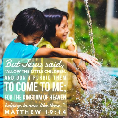 Matthew 19 come to me
