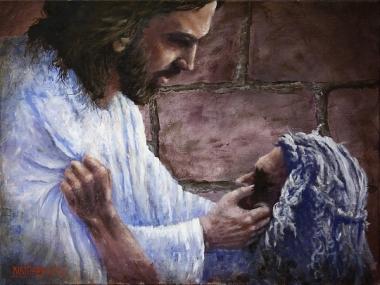 Matthew 20 healing