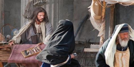Matthew 21 cleansing