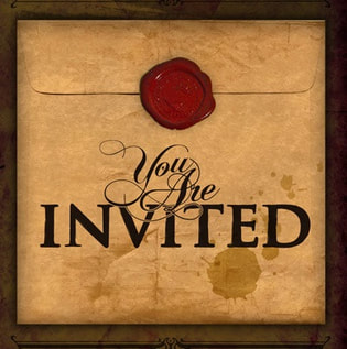 Matthew 22 you are invited