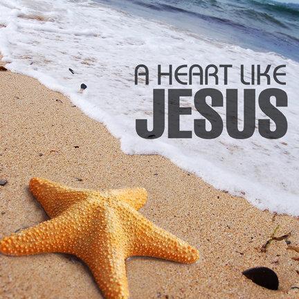 Matthew 22 heart like Jesus